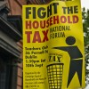 Warning letters issued on household tax