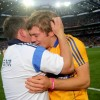Clare hurlers receive hero's welcome at homecoming
