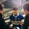 AIB Club football semi-finals : St. Vincent's v Ballinderry