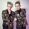 Jedward arrive in style at VIP Style Awards