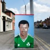 Paul McGrath mural pops up in Inchicore