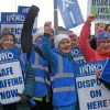 Nurses and Midwives unite to fight against austerity