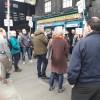 Liberties locals protest Vicar Street redevelopment