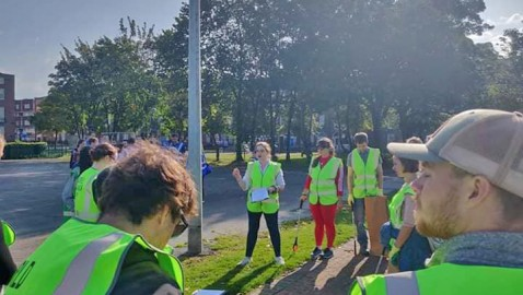 World Cleanup Day marked in Dublin City