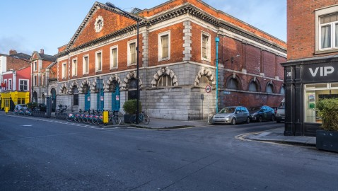 Legal issues keeping Iveagh Market off derelict register