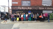 How walking keeps tourism alive in the Liberties