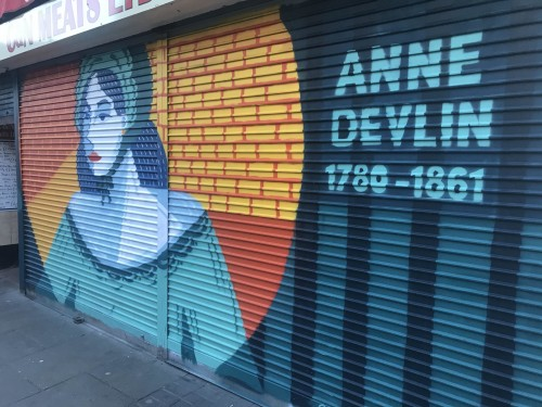 How International Women's Day is celebrated in The Liberties