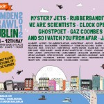 Dublin to hold Camden Crawl gigs