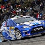 Irish born Breen wins world rally