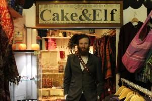 Damien Gormley- Cake & Elf Stall (Credit: Danielle Stephens)
