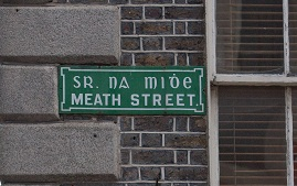 Irish in The Liberties (Credit: Flickr)