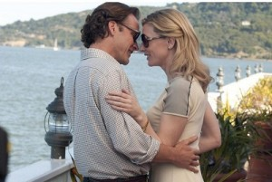 Screenshot from Blue Jasmine starring Cate Blanchett