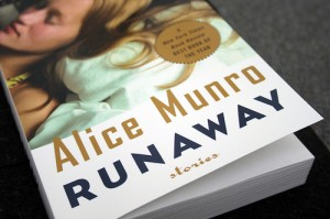 Cover of Alice Munro's book Runaway