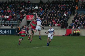 St Vincent's beat Ballymun Kickhams in Dublin final