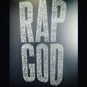 "Eminem has lived up to his name as a ""Rap God"" in his latest album 'MMLP2'"