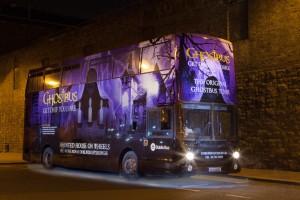Ghostbus Tour. Photo via Dublin Bus