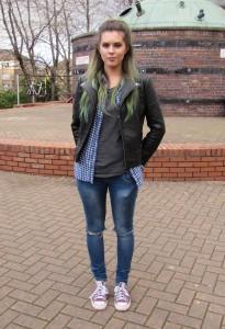 Jodie Murray. Photo: Ciara Pollock