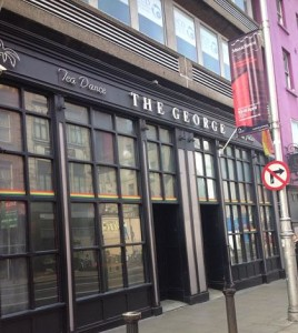 The George Bar photo  by: Kieva McLoughlin