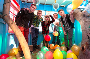 MisterWives. Source: Photo Finish Records
