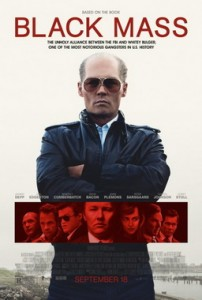 Black Mass Film Poster- Courtesy of Warner Bros