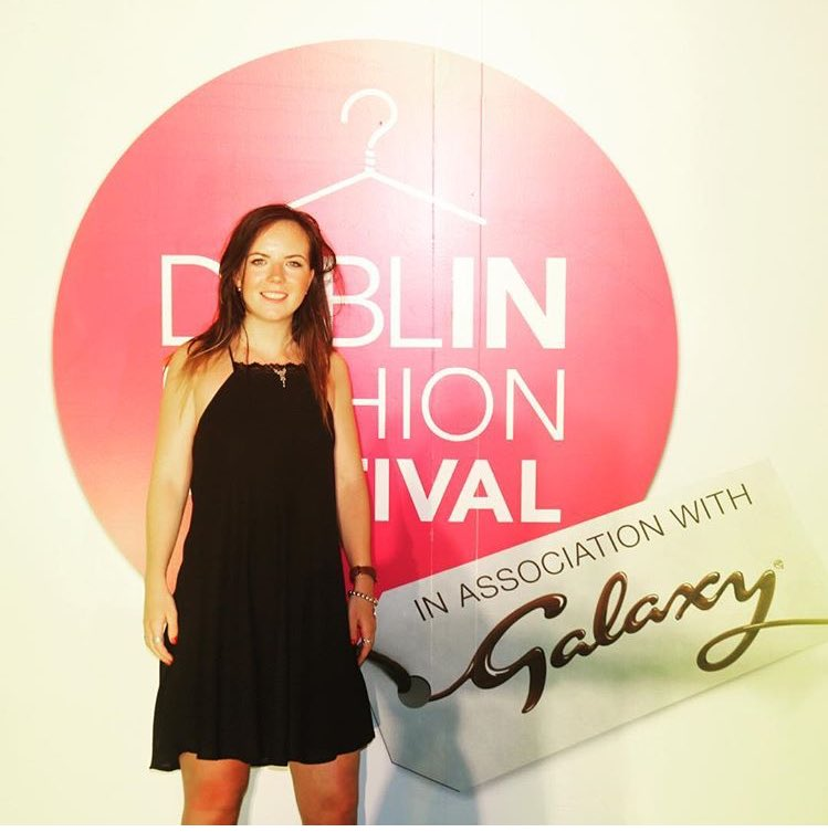 JJ Donnelly Dublin Fashion Festival Credit: Twitter