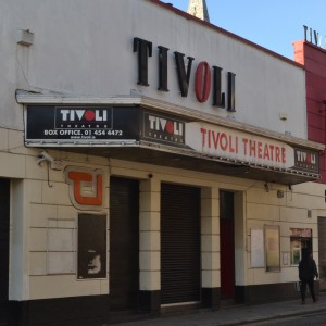 Francis' Street's Tivoli Theatre - photo by Dan Grennan