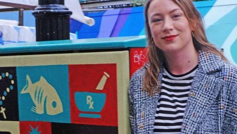 Dublin Canvas get creativity flowing in the Liberties