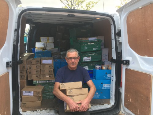 Community project helps to keep food on Liberties tables