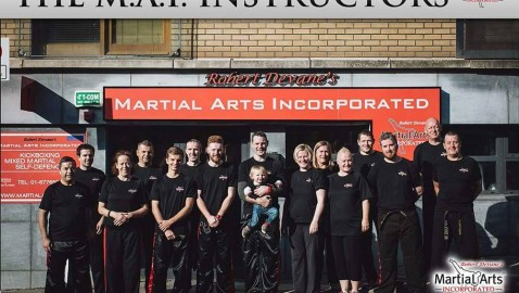Kicking through COVID: Exercise takes on new meaning at Dublin 7 kickboxing club.