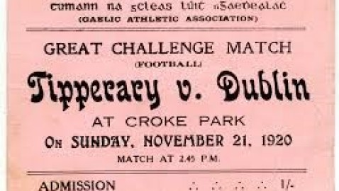 Bloody Sunday remembered 100 years on from one of the darkest days in Irish history