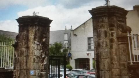 Restoration Of Medieval Buildings At Kevin Street Gets Green Light
