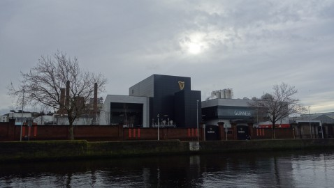 """""""Guinness is Good for You"""": 42 years at the Guinness brewery"""