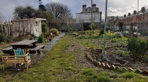 Fatima community garden is part of the growth of a neighbourhood