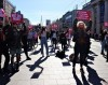 Gender-violence protests highlight women's lack of freedom