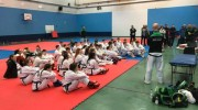 Taekwondo champ talks trials and tribulations