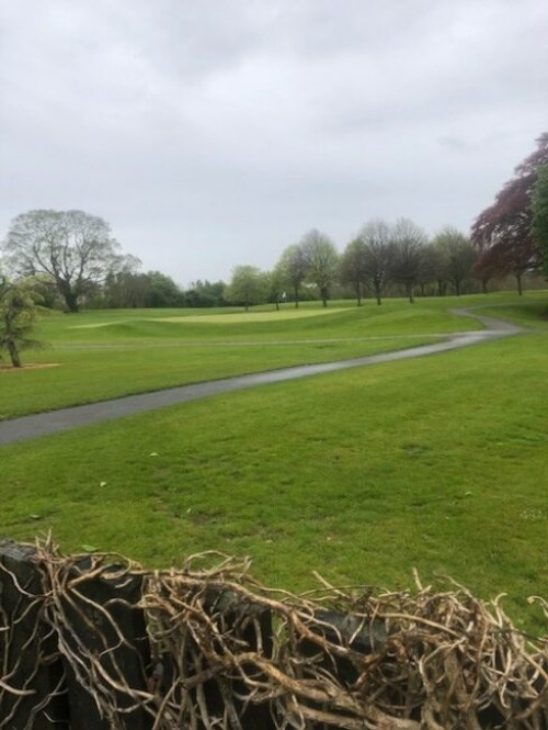Golf courses reopen as Government relax restrictions