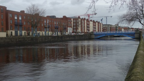 Come hell or high water: the 101stLiffey Swim