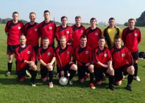 Liberty Soccer Team