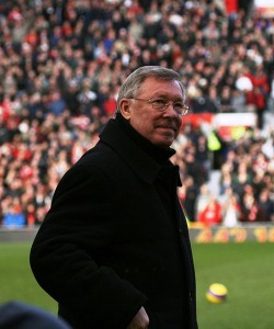 Alex Ferguson recounts stories he had with fellow sports stars in his Autobiography. Photo courtesy of Austin Osuide