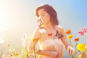 Katy Perry shows a mature side to her music in her latest album, Prism- Photo courtesy of Ryan McGinley