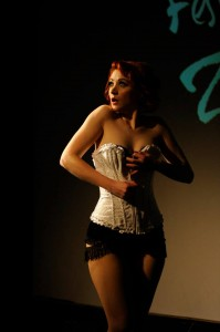Vintage was the style in this year's Dublin Burlesque Festival Photo courtesy of