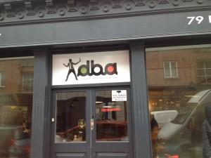 Dublin Bar Academy on Francis Street