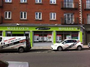 Molloys on Francis Street Photo: Dan Quinn