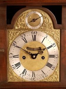 Photo via Timepiece Antique Clocks