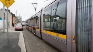 Cameras are to prevent motorists from breaking the lights at luas stops Photo: William Murphy via flckr