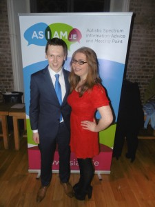 Adam Harris and Sinéad Farrelly