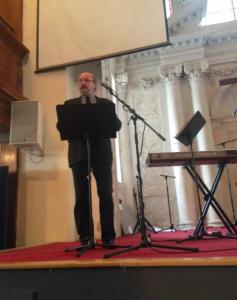 Declan McGonagle - St Catherine's Church - Credit NCAD Student Action