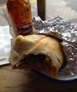 1st Choice Burrito - - Image via Max Ryan