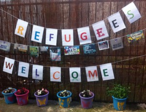 Choice 1-refugees welcome