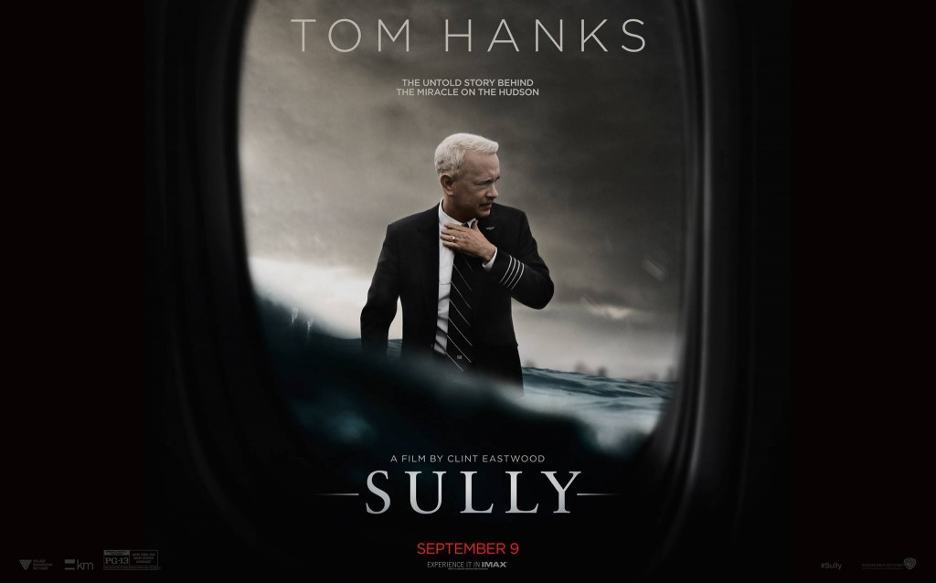 Tom Hanks in Sully. Photo Source: facebook.com